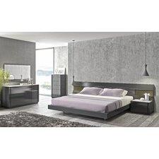 Braga Panel Customizable Bedroom Set