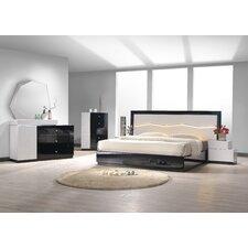 Turin Panel Customizable Bedroom Set