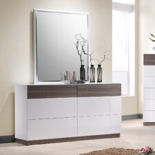 Sanremo Dresser and Mirror