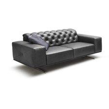 Othello Italian Leather Sofa