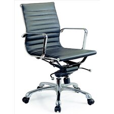 Comfy Low-Back Office Chair