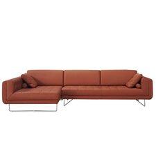 Hampton Premium Leather Sectional