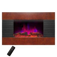 5200 BTU Wall Mount Electric Fireplace Heater