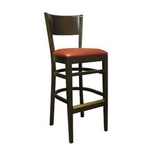 "Denver 27"" Bar Stool with Cushion"