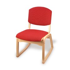 "18.5"" Wood Classroom Chair"