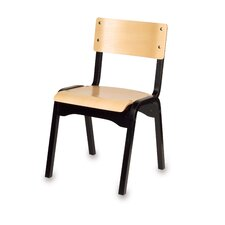"18"" Wood Classroom Chair"
