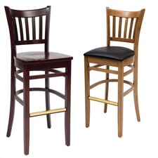 Grill Bar Stool with Cushion