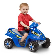 Moto Trax Toddler Quad 6V Battery Powered ATV