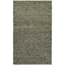 Nature's Elements Ice/Black Area Rug