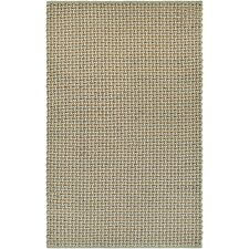 Grand Cayman Boddentown Natural/Brown Indoor/Outdoor Area Rug