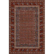 Old World Classics Antique Red Area Rug