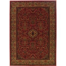 Everest Ardebil & Crimson Area Rug