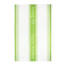 Loving Life Towel (Set of 2)