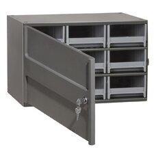 19-Series 1 Door Storage Cabinet