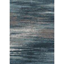 Modern Greys Dalyn Teal Area Rug