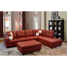 Della Right Hand Facing Sectional
