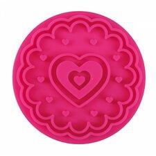 Interchangeable Handle Heart Stamp