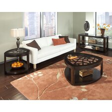 Crackle Coffee Table Set