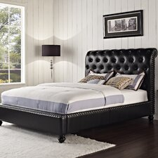 Stanton Upholstered Sleigh Bed
