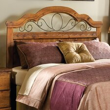 Hester Heights Wood Headboard