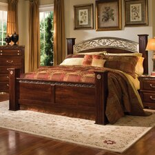 Triomphe Panel Bed
