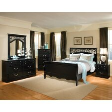 Madera Sleigh Customizable Bedroom Set