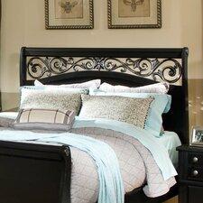 Madera Sleigh Bed