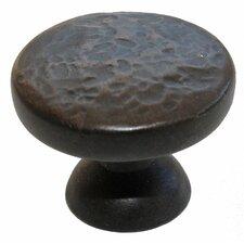 Hammered Mushroom Knob (Set of 10)