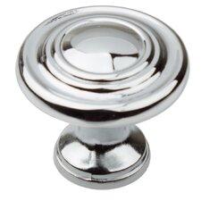"Classic 1.25"" Round Cabinet Knob"