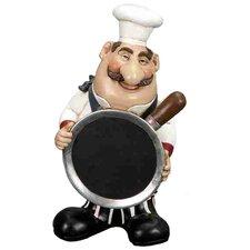 Loft Chef Figurine