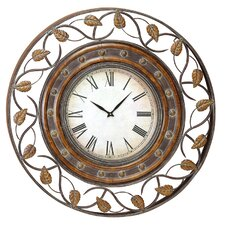 "Toscana Oversized 36"" Wall Clock"