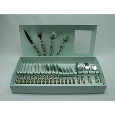 4 Piece Flatware Set (Set of 6)