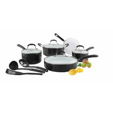 12 Piece Non-Stick Cookware Set