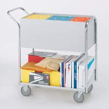 Medium Solid File Cart with Casters