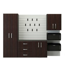 6' H x 8' W x 1.5' D 5 Piece Cabinet Starter Set
