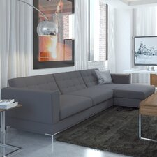 Contemporary Right Facing Sofa