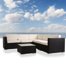Outdoor Sectional with Cushions