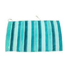 Ombre Crescent Beach Towel