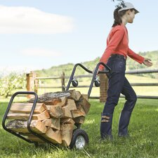 Can Do Steel Log Carrier