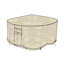 """32""""dia X 18""""H Fire Pit Outdoor Furniture Cover"""