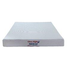 "Merak 7"" Memory Foam Mattress"