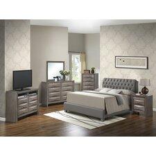 Panel Customizable Bedroom Set