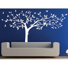 Super Big Tree Removable Vinyl Art Wall Decal