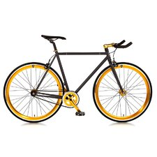 Blackout Single Speed Fixed Gear Road Bike