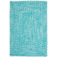Catalina Turquoise Indoor/Outdoor Area Rug