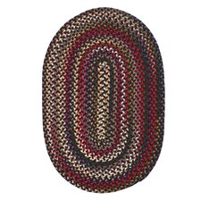 Chestnut Knoll Amber Red Area Rug