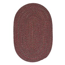 Hayward Berry Red Area Rug