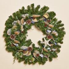 Juniper Bay Pine Wreath