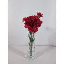 January Birth Month Flower - Carnation Faux Floral