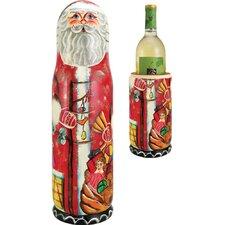 Russian Santa 1 Bottle Wine Bottle Box